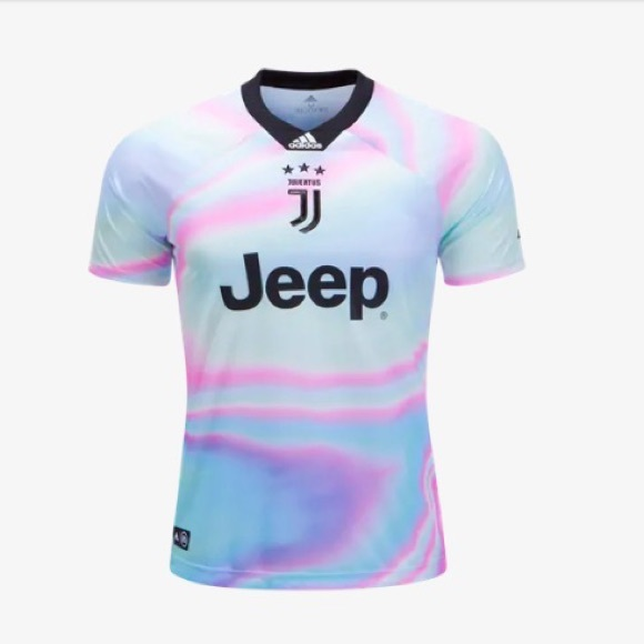 8050834da Adidas Ronaldo Juventus EA Sports Jersey 18 19